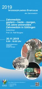Symposium Göttingen 2019